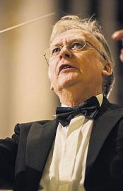 Mario Schwarz Dirigent CMO Collegium Musical Ostschweiz St Gallen