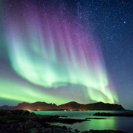 Les aurores boreales 1