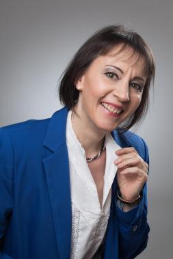 Portrait Annelise Théodoloz Cantatrice © Lucie Poirier