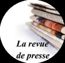 Revue de presse rond