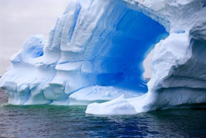Slimpaley icebergs